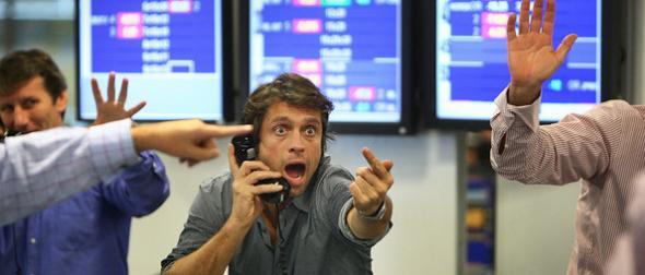 Торги на валютной бирже